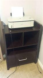 Printer stand and Printer