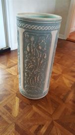 Red Wing Pottery Brushware Collectors Society Umbrella Stand