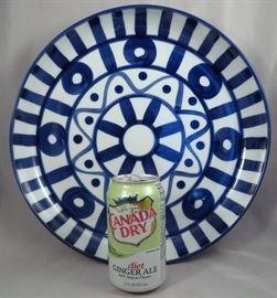 """Vintage Dansk """"Arabesque"""" Deep Plater"""