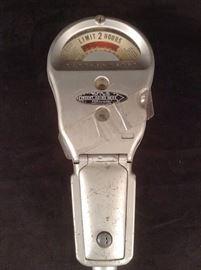 Park O Meter parking meter