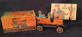 1930 Louis Marx Amos And Andy Wind Up Toy