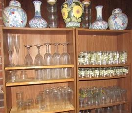 Barware, Vases