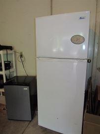 Dorm Fridge and other Refrigerators