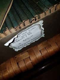 WWI era poems books.  Price is not valid