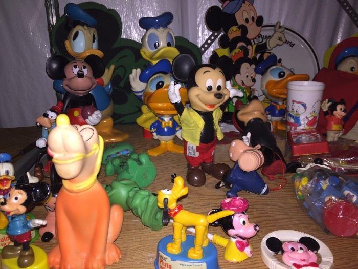 More Antique Disney Toys
