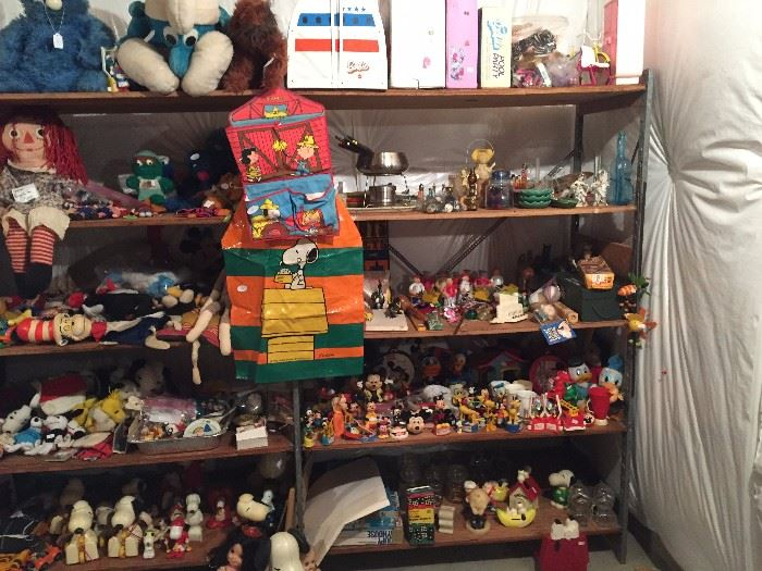 Antique and vintage Mickey Mouse, Donald Duck, Goofy, Pluto and More toys