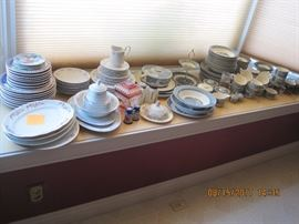 Vintage Dishes and dinnerware
