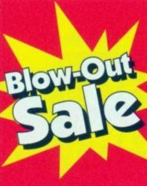 BlowoutSale