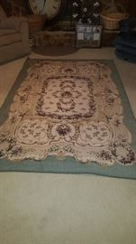 Beaulieu Home Fashions Rug 5'2 x 7'10