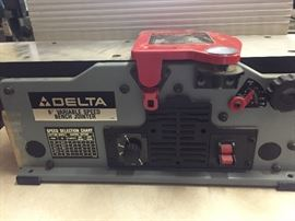 Delta 6 speed bench joiner