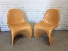 Pair Herman Miller chairs