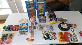 Matchbox and other cars