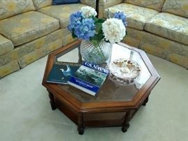 Coordinating Coffee Table