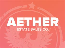 Aether Estate Sales Presents: