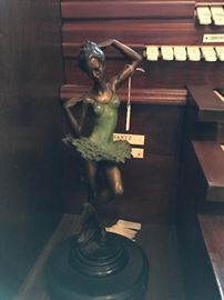 "Bronze ""Ballerina"" by Fayral"