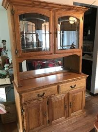 Look at this cabinet. Buy it for only $10. Stuff it with things and still only pay $10. For real.
