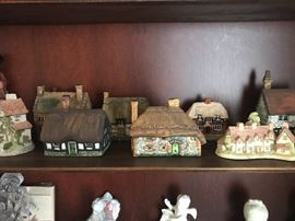 Van Hill pottery collection