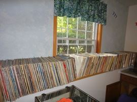 Hundreds  of records