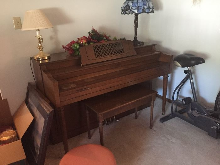 Privately Listed Sale piano   you move it it s yours  High end beauty  products new Piano   free to a good home. Find Piano at Estate Sales