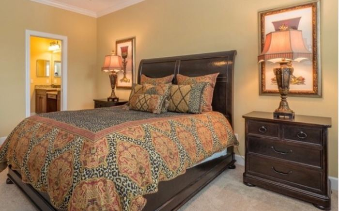 Bernhardt Queen Bedroom Set