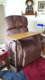 Paid $2500 lift chair with accessories