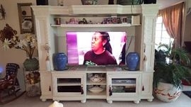Entertainment center from Robb & Stucky
