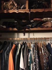 Clothing & Handbags