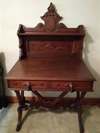 Victorian writing desk