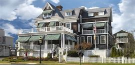Victorian Lace Inn-901 Stockton Ave, Cape May, NJ 08204