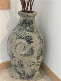 Beautiful decorative vase