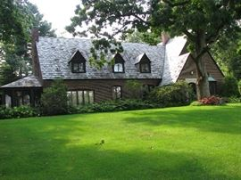 1920's Tudor  - five bedrooms - 3.5 baths