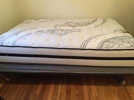 Slightly use mattress