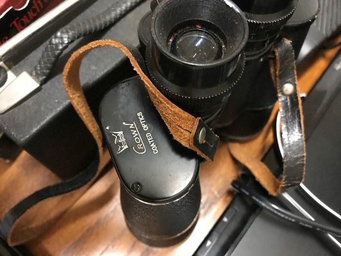 Crown Binoculars