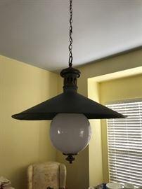 Old Tin Lantern