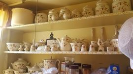 Part of the Autumn Leaf China collection.