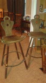 Chalet Bar Chairs