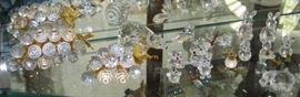 Large Collection of Swarovski Crystal Figurines