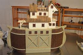 Shaker Folkart Barry Grosscup Noah's Ark