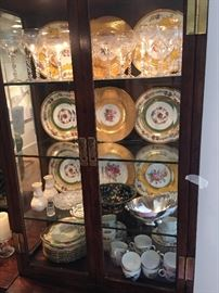 Limoges, Bavarian, Tiffany china