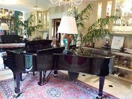Baby Grand Piano, Pramberger Young Chang Piano