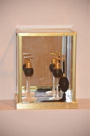 1920's DeVilbiss perfume atomizer and dauber