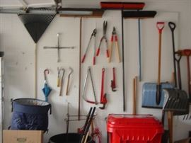 yard implements