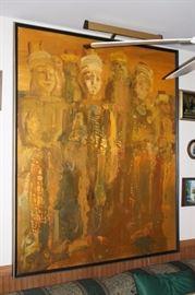 Large Art Piece