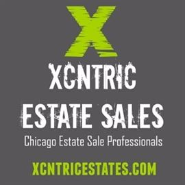 Xcntric Estate Sales for your Chicago Area Estate And Moving Sale Needs.