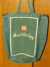 Vintage Marshall Field bag
