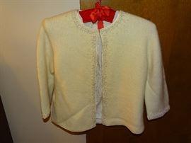 Vintage ladies sweater