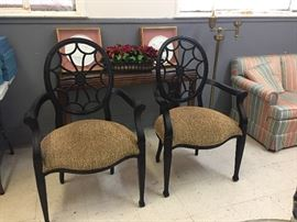Spider-Back Chairs