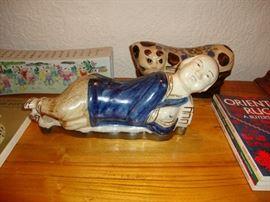 Chinese ceramic pillows