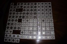 Sterling Coin Collection