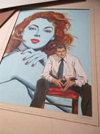 by Ken Wesa (one of the original mad men)